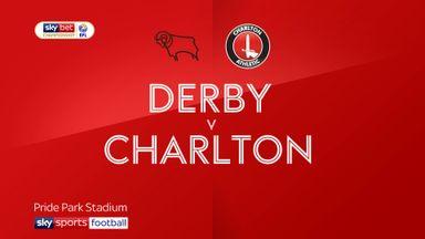 Derby 2-1 Charlton