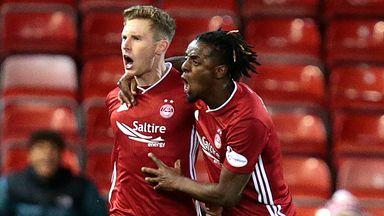 Aberdeen 2-2 Rangers
