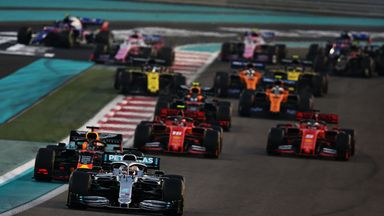 Race in brief: Abu Dhabi