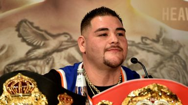 Buffer: Ruiz Jr won't make adjustments