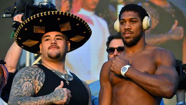 Countdown to Ruiz Jr vs AJ