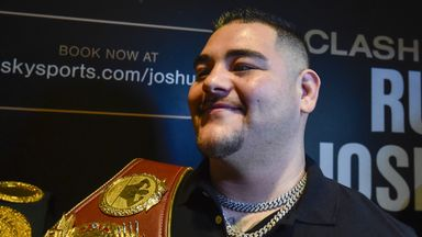 Ruiz Jr: I'm a strong, lean machine