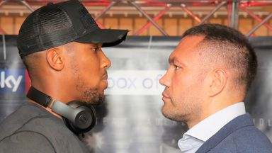 'AJ v Pulev could be rescheduled to July'