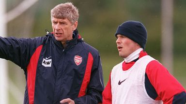 Wenger: I'm here for Ljungberg