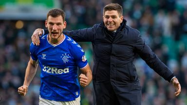 100 not out at Gers for Gerrard