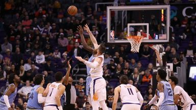 NBA Wk 8: Grizzlies 115-108 Suns