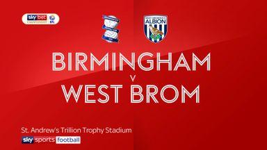 Birmingham 2-3 West Brom