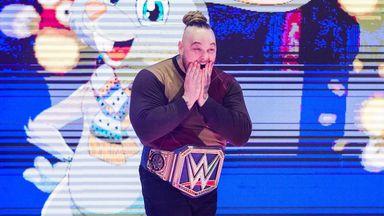Bray Wyatt's Firefly entrance