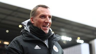 Rodgers: A historic day for Leicester
