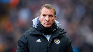 Rodgers: CL ban will galvanize Man City