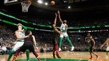 NBA Wk8: Cavaliers 88-110 Celtics