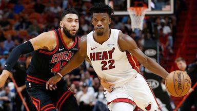 NBA Wk7: Bulls 105-110 Heat (OT)
