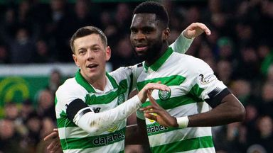 Celtic 2-0 Hibernian