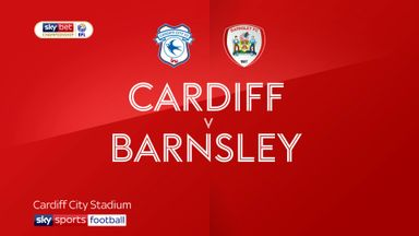 Cardiff 3-2 Barnsley