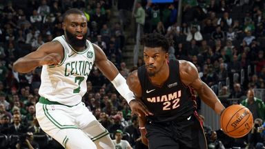 NBA Wk7: Heat 93-112 Celtics
