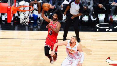 NBA Wk 8: Hawks 102-136 Bulls