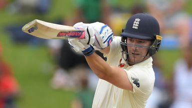 Burns on return to cricket
