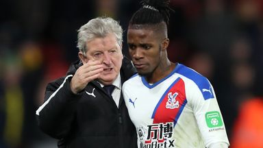 Hodgson: I don't need Zaha assurances