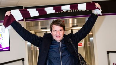 'I hope to bring success back to Hearts'