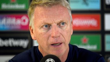 Moyes: No signings imminent