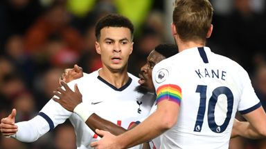 Kane: Alli shocked and angered by burglary