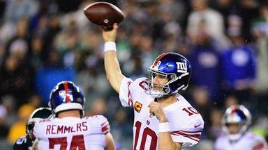 Manning's 55-yard TD pass