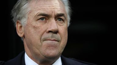 Ancelotti plans January transfer talks