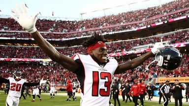 Falcons defeat 49ers in dramatic finale