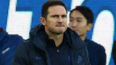 Lampard: We conceded ridiculous goals