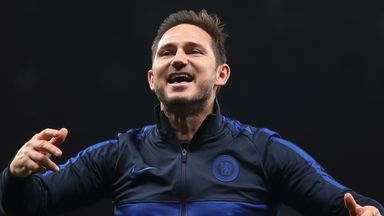 Lampard: Mindset key for Bayern clash
