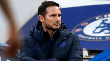 Lampard: Striker search still relevant