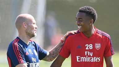 Willock: I owe Ljungberg a lot