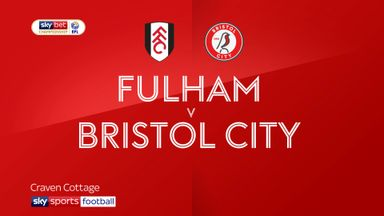 Fulham 1-2 Bristol City