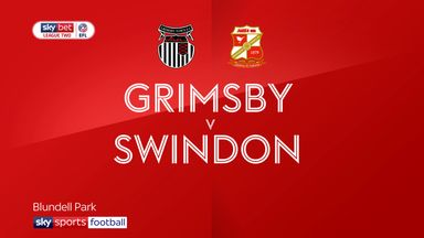 Grimsby 0-3 Swindon