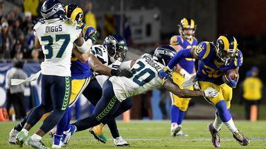 Seahawks 12-28 Rams