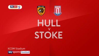 Hull 2-1 Stoke