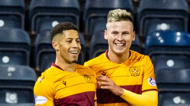 Walker: Motherwell will push Dons all the way