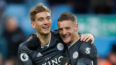 'Leicester better now than 2015-16'