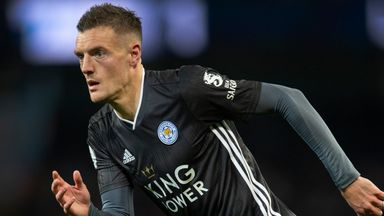 Guardiola hails 'one of the best' Vardy