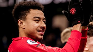 Lingard: I feel back to my old self