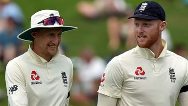 Stokes: I've learnt from Root & Cook
