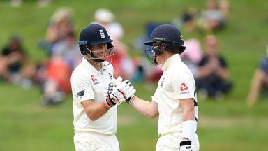 NZ vs England: T2 D4 highlights