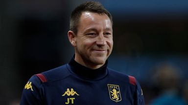 Lampard expects emotional return for Terry