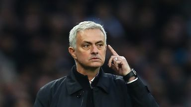 Jose: Obvious Spurs issues need time to fix