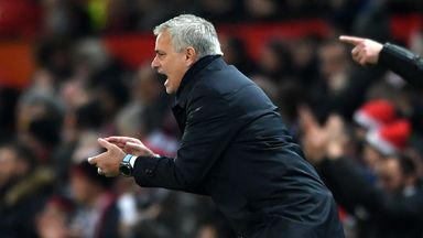 Jose: Utd showed more emotion