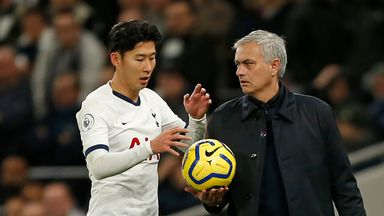 Mourinho: Son was 'Sonaldo' today!