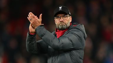 Klopp: I'm not celebrating season yet