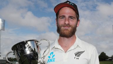 Williamson: NZ showed great fight