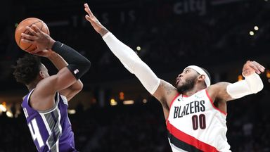 NBA Wk7: Kings 116-127 Trail Blazers