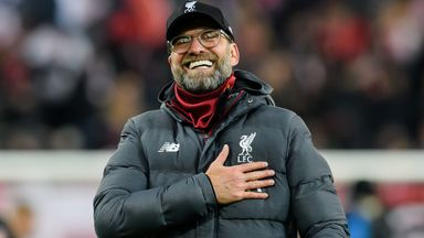 Klopp enjoying 'wonderful journey'